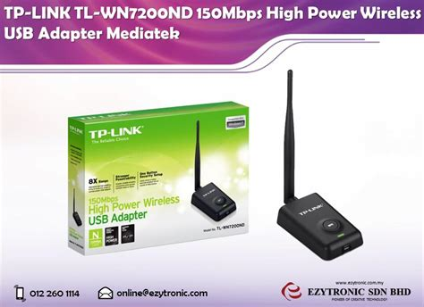 150mbps High Power Wireless Usb Adapter Tl Wn7200nd Tp Link Tl Wn7200nd 150mbps High Pow End 3 6 2018 10 00 Am