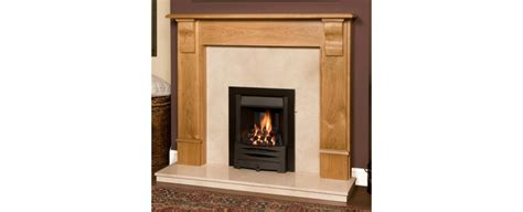 rockford real wood fireplace