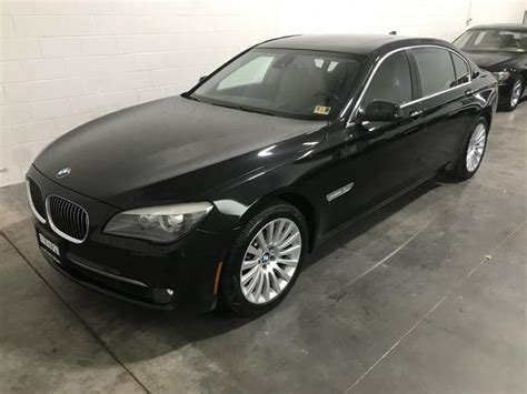 bmw of chantilly 2012 bmw 7 series lxi in chantilly va auto sport