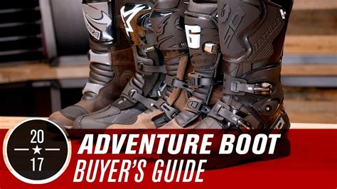 best sport motorcycle boots best adv dual sport motorcycle boots 2017 youtube