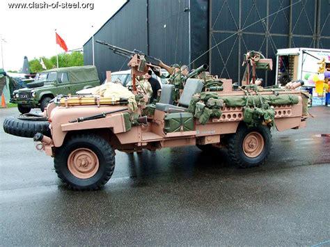 sas land rover clash of steel image gallery land rover s2a sas version