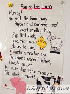 pattern poem kindergarten just 4 teachers sharing across borders u3w5 click clack