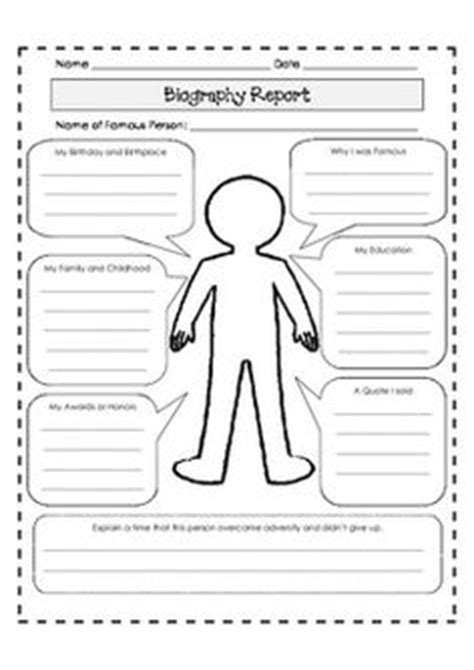 autobiography life timeline template google search