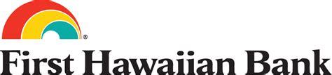 firsthawaiian bank hawaiian bank logo banks and finance logonoid