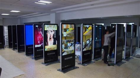 Digital Signage Murah 65 Inch Android System Wifi Lan Hdmi design hd networking 65 quot lcd advertising digital