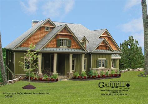 garrell home plans garrell associates inc cashiers cabin house plan 01470