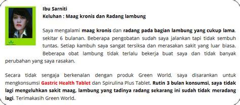 Obat Asam Lambung Green World obat gastric health tablet green world ahlinya obat liver