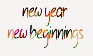 new beginnings new year 2015 quotes
