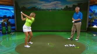 Martin hall drill to stop swinging from over the top golf channel