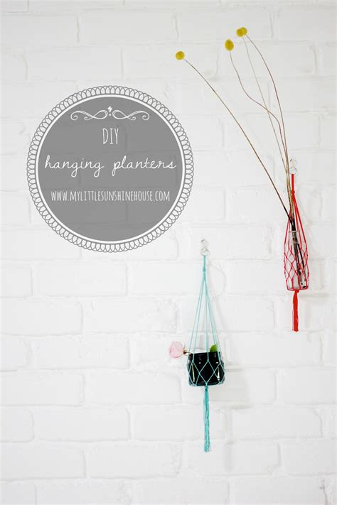 Macrame Plant Hangers Easy - top 10 macrame projects to diy this summer top inspired