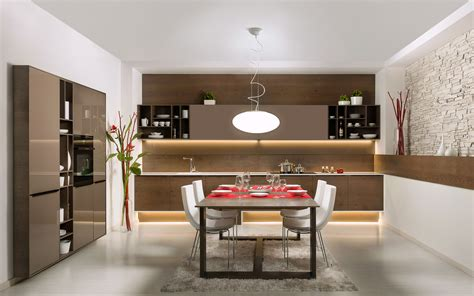 Country Style Kitchen Design by