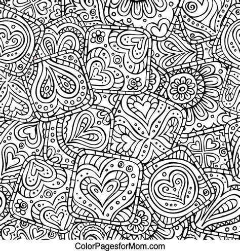 printable adult coloring pages hearts free the giving tree coloring pages