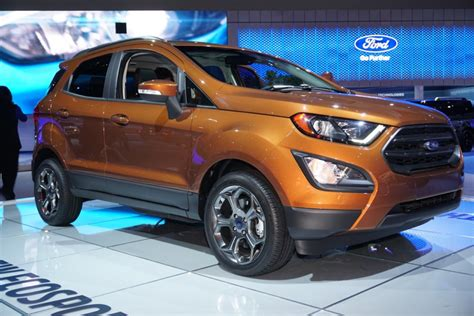 New Ford 2018 Ecosport by Image 2018 Ford Ecosport 2016 Los Angeles Auto Show