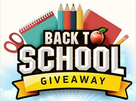 Back To School Giveaways - back to school giveaway open emma n video beautylish