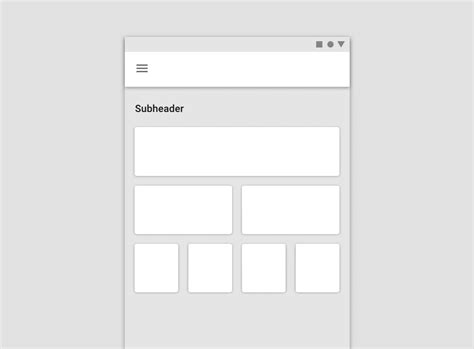 qt grid layout fixed size responsive layout grid material design