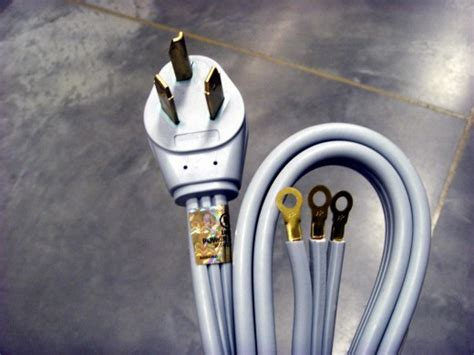 how to convert a 3 wire to a 4 wire electric range