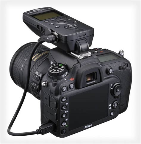 S R Remot Niko the nikon wr 1 is a fancy new wireless remote that s shoe able