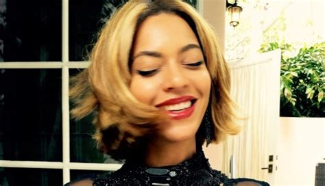 hair pic beyonce shows off her real hair afrossip