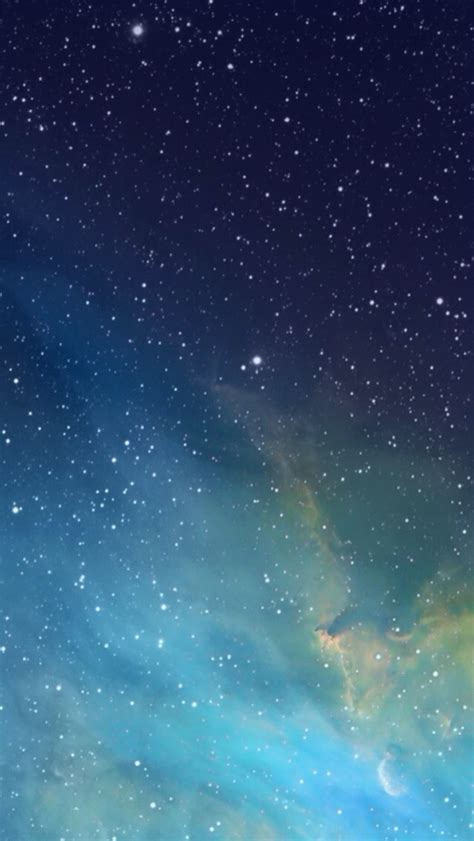 galaxy wallpaper retina grab the ios 7 default wallpapers for iphone ipod touch