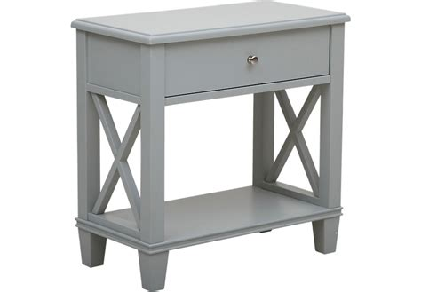 Gray Accent Table Nell Gray Accent Table Accent Tables Colors