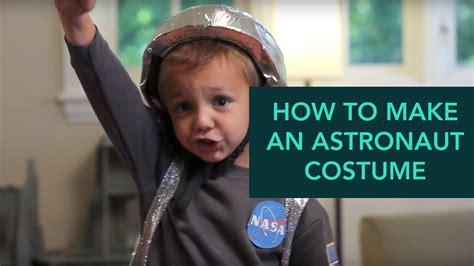 astronaut costume easy diy halloween
