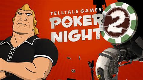telltale games poker night  headed  xbox  ps pc  mac  april polygon