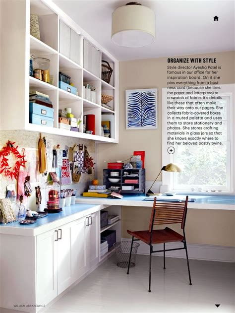 martha stewart craft room ideas craft room martha stewart magazine my space