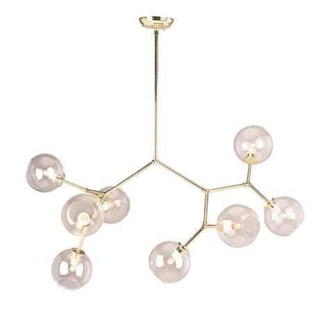 Atom Pendant Light Atom 8 Pendant Mikaza Home Furniture Lighting Nuevo Atom 8 Pendant