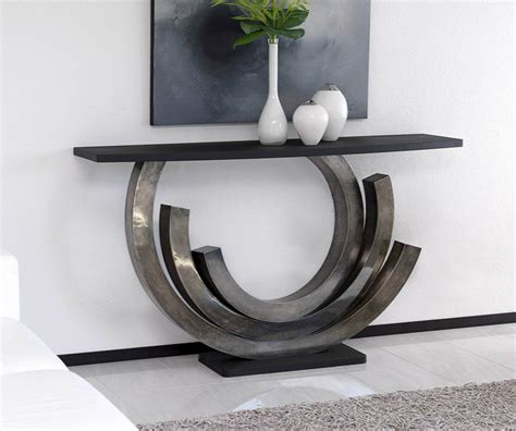 Modern Console Table 25 Modern Console Tables For Contemporary Interiors