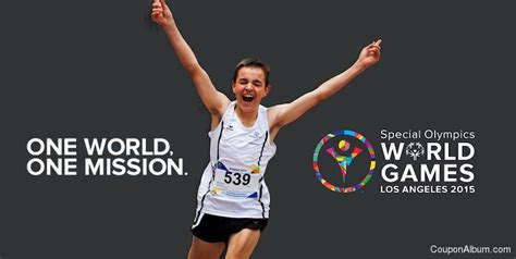 special olympics world buy special olympics world los angeles 2015 tickets