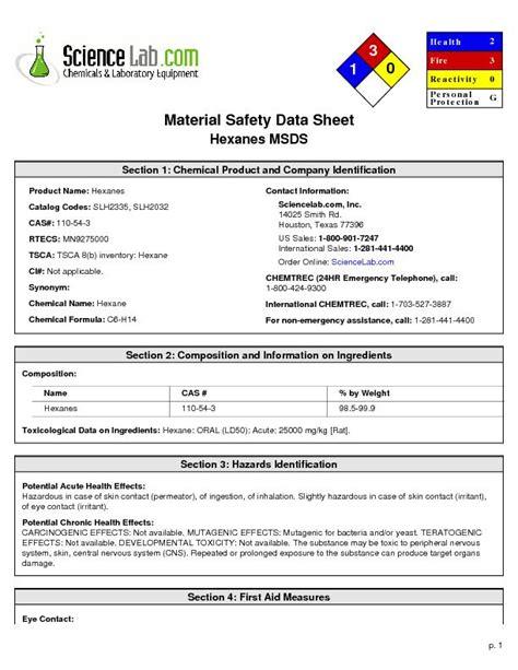 msds section 3 material safety data sheetformic acid 85 f c c msds pdf