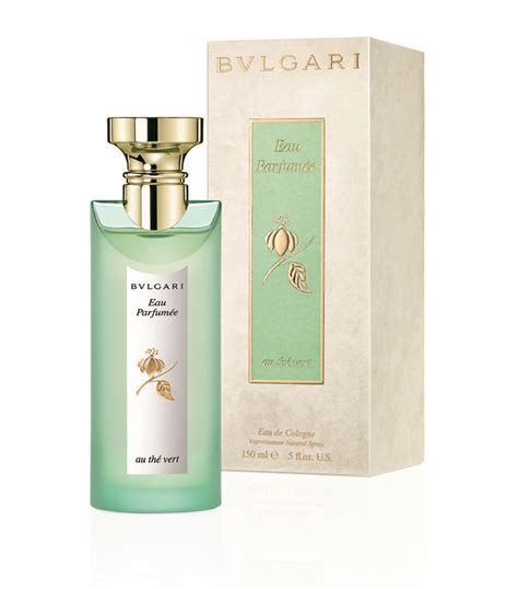 Parfum Bvlgari Au The eau parfumee au the vert bvlgari parfum un parfum pour