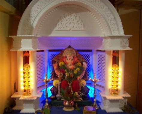 festive decoration  ganpati  decorative