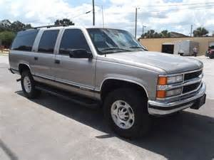 purchase used 1999 chevrolet suburban 2500 4x2 4suv in