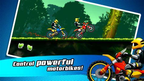 motocross race game jungle motocross kids racing