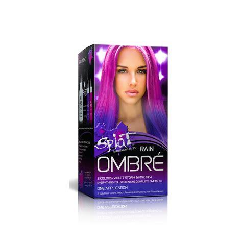 hair dye colors walmart splat hair chalk violet sky walmart