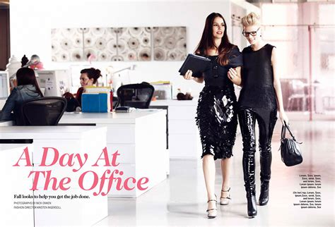 Wardrobe At Office by Office Style And Chicbroke And Chic