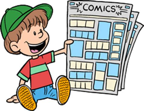 Blank Comic Strip Templates Free Printable Comic Strip Pdfs Comic Book Yearbook Template