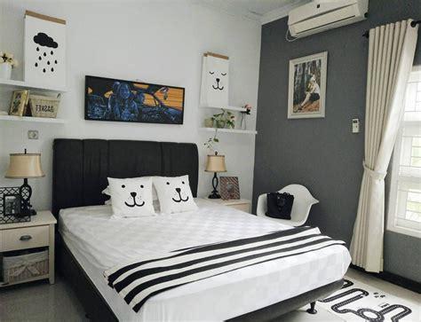 gallery  desain kamar tidur sederhana ukuran