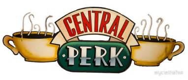 quot friends central perk coffee logo quot framed prints by