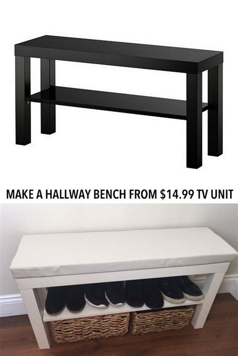 Corner Bench And Shelf Entryway 25 Best Ideas About Ikea Hallway On Pinterest Entryway