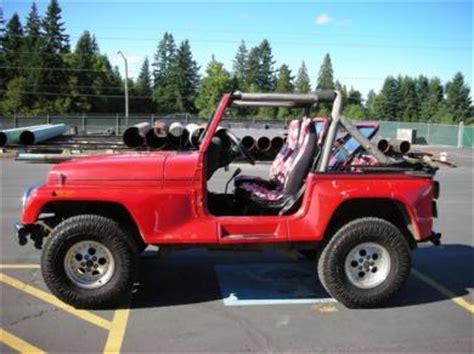 1991 Jeep Renegade Parts Wrangler 1991 Jeep Wrangler