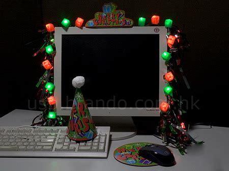 kit de decoraci 243 n de navidad usb para tu computadora dotpod
