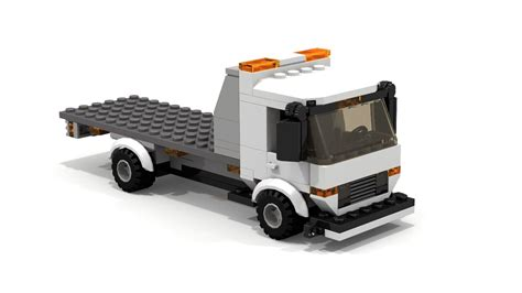 tutorial lego truck how to make a basic lego pickup truck howsto co