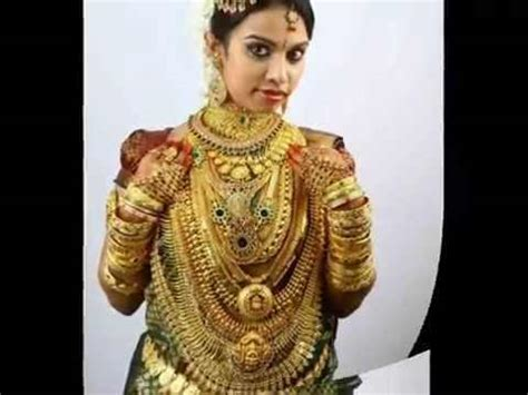 why do keralite brides wear so much gold on their wedding