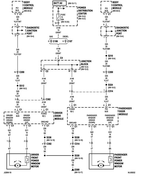 2001 jeep grand wiring diagrams wiring diagram