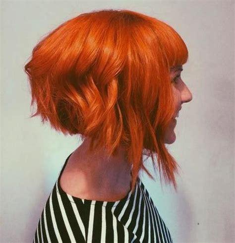 chin length shaggy bob 40 layered bob styles modern haircuts with layers for any