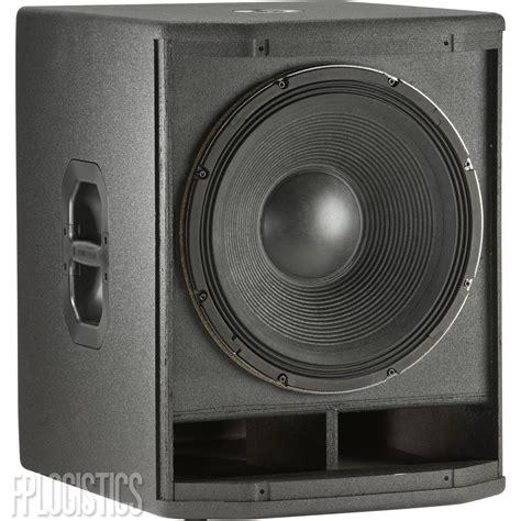 Speaker Jbl 18 In Jbl Prx418s Jbl 18 Subwoofer Speaker Prx 418s 418 Passive Sub New