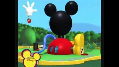 youtube casa mickey mouse la casa de mickey mouse inicio youtube