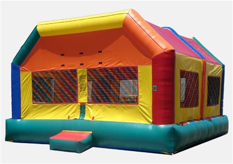 inflatable house extra large fun house bouncer inflatable bounce house